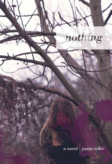 say nothing a novel books book review nothing by janne teller the book