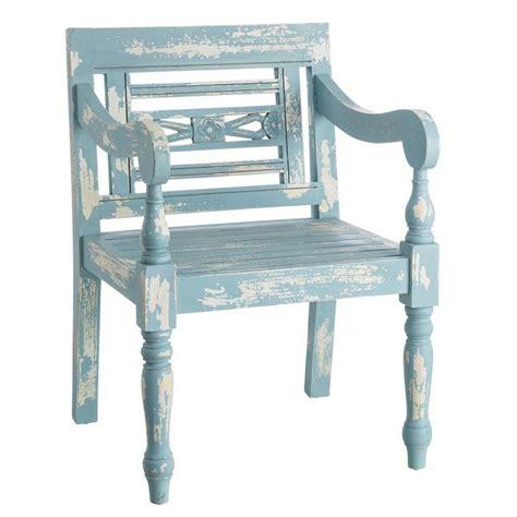 poltrone shabby chic poltrona legno azzurro shabby chic mobili legno massello