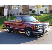 1989 Chevrolet 1500  Information And Photos MOMENTcar