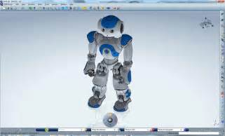 Easiest 3d Design Software nao 3d perspectives