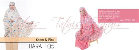 Stelan Mukena Renda Satin Bunga busana muslim koleksi terbaru