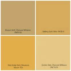 colors that go with gold gold paint colors neiltortorella