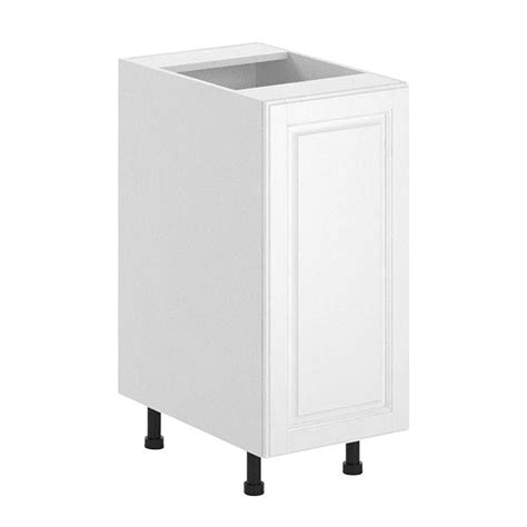Fabritec Cabinets Reviews by Fabritec 15x49x24 5 In Geneva Pantry Cabinet In White