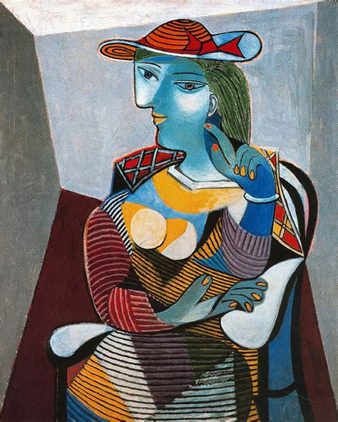 picasso paintings by date portrait of therese pablo picasso s paintings