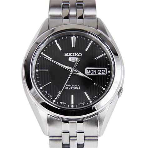 Seiko 5 Ssa315k1 Automatic Black Stainless Steel Bracelet Ssa315 seiko 5 automatic black with stainless steel