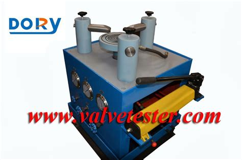 safety relief valve test bench mobilized portable safety relief valve test bench