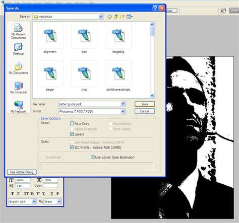 tutorial desain web menggunakan photoshop tutorial buat efek vector menggunakan adobe photoshop