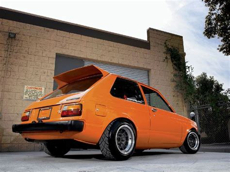 Toyota Starlet 1973 1973 Toyota Starlet Undefeated Magazine