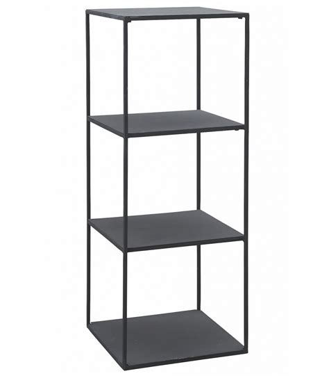 etagere metal etag 232 re m 233 tal noir a house doctor
