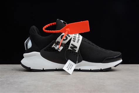 Nike Sock Dart White white x nike sock dart black white for sale new