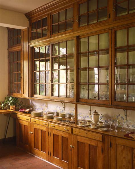 Tudor House Style classic butler s pantry fine homebuilding