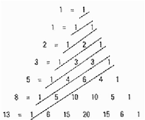 triangle pattern of numbers in c pascal s triangle c programming