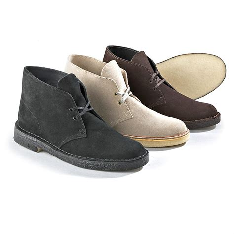 clarks desert boots mens s clarks 174 desert boots 126788 casual shoes at