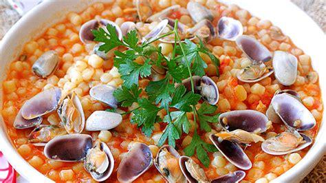 cucinare le arselle fregola con arselle ricette bimby