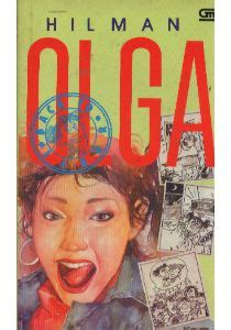 Novel Remaja Olga By Hilman detail buku olga back to libur oleh hilman