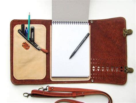 a3 leather sketchbook best 25 cross drawing ideas on