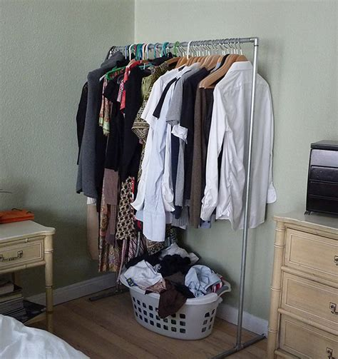 Diy Wardrobe Storage Solutions by Small Space Living Storage Solutions Mid Century
