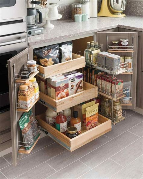 the 18 most popular kitchen cabinets storage ideas 25 best ideas about small kitchen pantry on pinterest