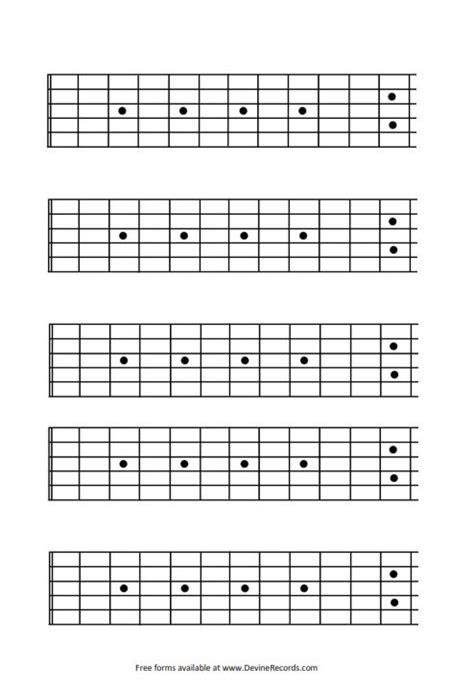 blank guitar fretboard 12 fret http www devinerecords