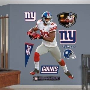 st louis cardinals est 1882 wall decor baseball victor cruz new york giants fathead by fathead 99 ny