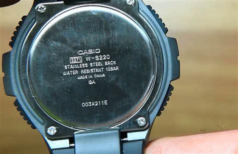 Paling Laris Jam Dinding Seiko Qxa629g 1 casio standard w s220 1av indowatch co id
