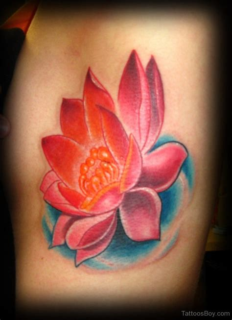 tattoo designs of lotus flowers lotus tattoos designs pictures page 7