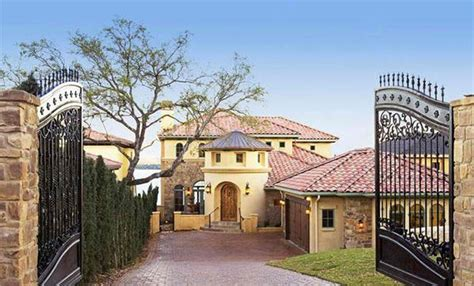 sophisticated  classy mediterranean house designs home design lover