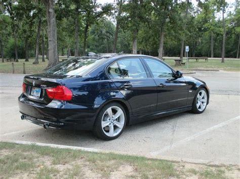 bmw 335i 4 door purchase used 2010 bmw 335i 4 door sedan blue
