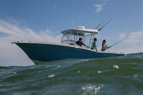 striper boats any good striper 270 center console or walkaround you choose