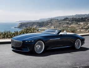 Mercedes Photos Vision Mercedes Maybach 6 Cabriolet The Awesomer