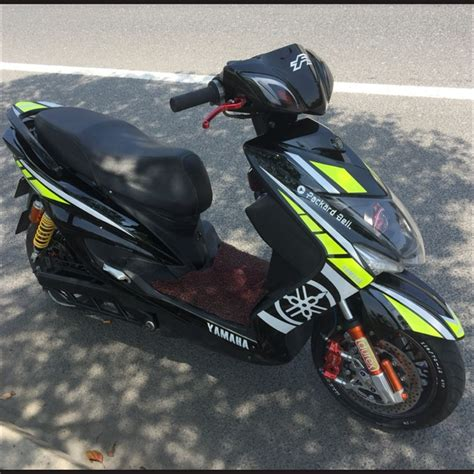 motosiklet sticker cikartma yansitici dekoratif su