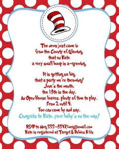 find dr seuss baby shower invitations dr seuss baby shower birthday invitations