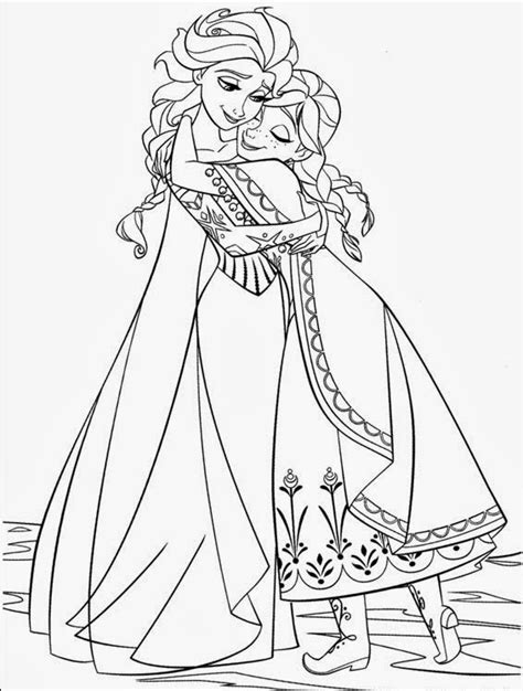 frozen mermaid coloring pages disney princesses quot frozen quot printable coloring pages