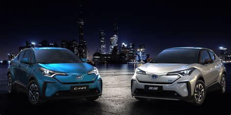 Toyota Bev 2020 by China Toyota Debuts Bevs Strikes Singulato Deal