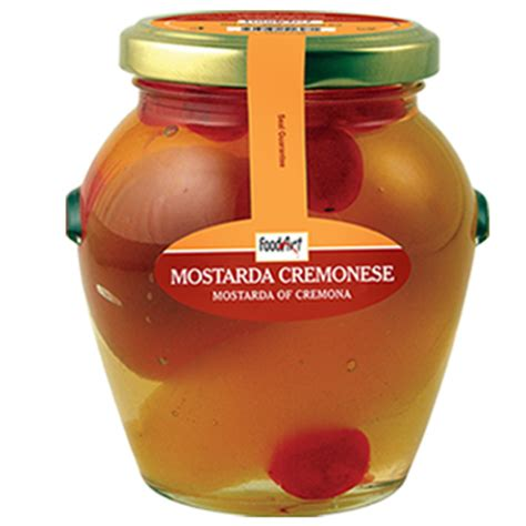 mostarda di frutta mantovana ricetta mostarda di cremona