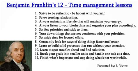 benjamin franklin education biography time is money quotes quotesgram