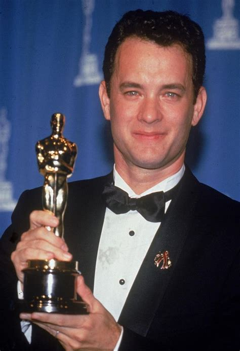film oscar best actor tom hanks predicted he would be a big star in letter to
