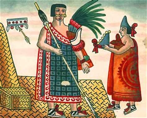 imagenes de emperadores aztecas biografia de moctezuma i el grande