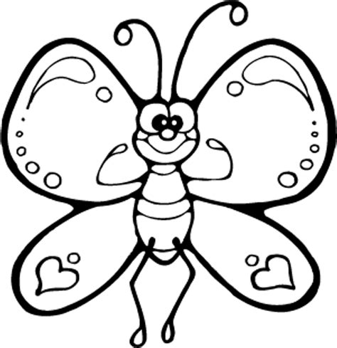 cartoon butterfly coloring pages cartoon coloring pages