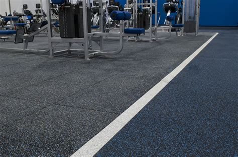 UltraTile Rubber Fitness Flooring Tiles   Surface America