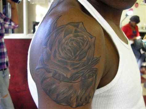 attractive tattoo ideas for black men tattoo ideas mag