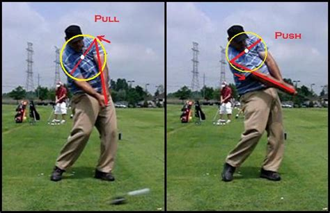 Pull Push The Golf Swing Wax Golf