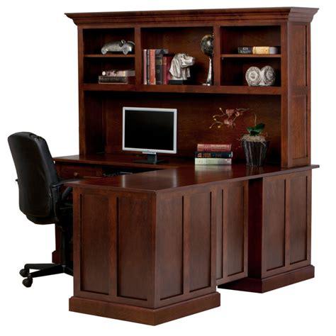 shaker workstation desk home envy furnishings solid