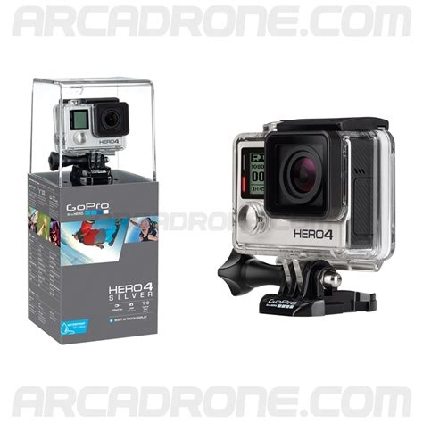Gopro 4 Silver Edition gopro 4 silver 201 dition arcadrone