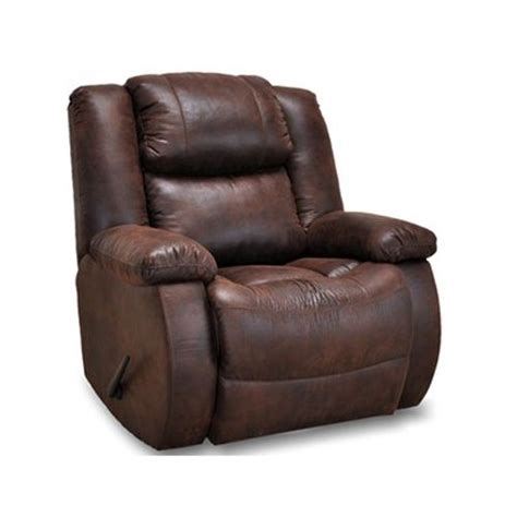 big comfy recliner franklin big man recliner brown furniture ideas