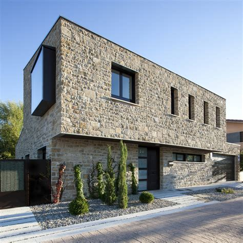 houses in spain traditional family house made of sandstone project dg in spain freshome com