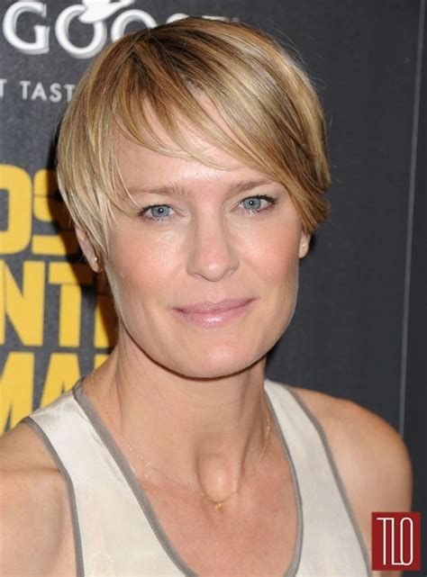 """Robin Wright at the """"A Most Wanted Man"""" New York Premiere"""