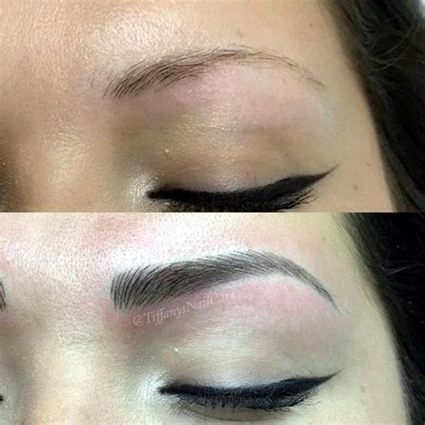 places to get tattoos near me 25 great ideas about eyebrow blading on brow