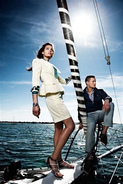 From Pirate To Yacht Club The Nautical Trend Is Evolving by Yachtandsailing Denizcilik Modası Sailing Fashion