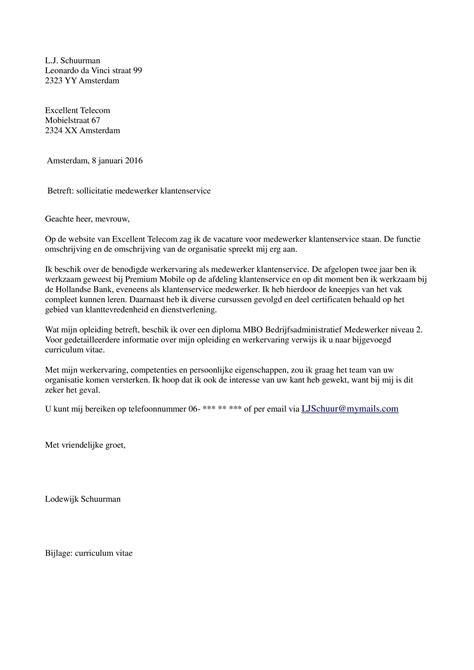 Voorbeeld Motivatiebrief Open Sollicitatie Bureau 2018 motivatiebrief sollicitatie voorbeeld cv 2018